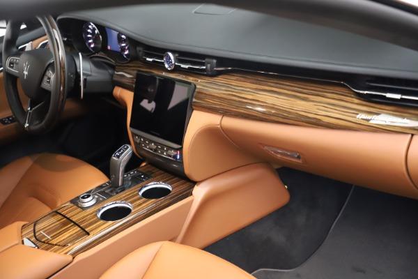 New 2021 Maserati Quattroporte S Q4 for sale $114,149 at Alfa Romeo of Greenwich in Greenwich CT 06830 21