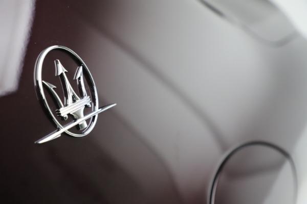 New 2021 Maserati Quattroporte S Q4 for sale $114,149 at Alfa Romeo of Greenwich in Greenwich CT 06830 23