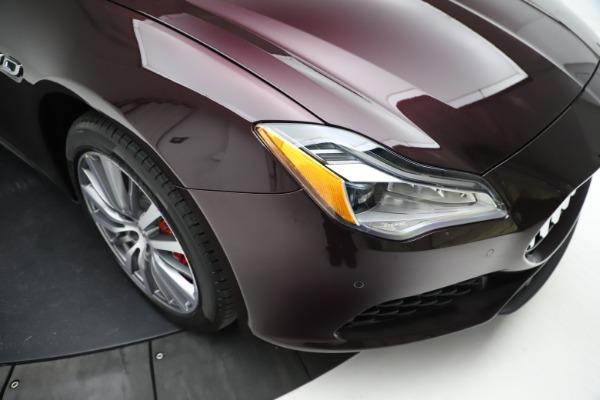 New 2021 Maserati Quattroporte S Q4 for sale $114,149 at Alfa Romeo of Greenwich in Greenwich CT 06830 24