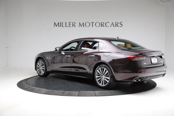New 2021 Maserati Quattroporte S Q4 for sale $114,149 at Alfa Romeo of Greenwich in Greenwich CT 06830 5