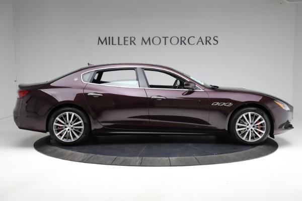 New 2021 Maserati Quattroporte S Q4 for sale $114,149 at Alfa Romeo of Greenwich in Greenwich CT 06830 9