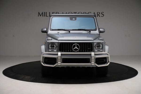 Used 2021 Mercedes-Benz G-Class AMG G 63 for sale $219,900 at Alfa Romeo of Greenwich in Greenwich CT 06830 12
