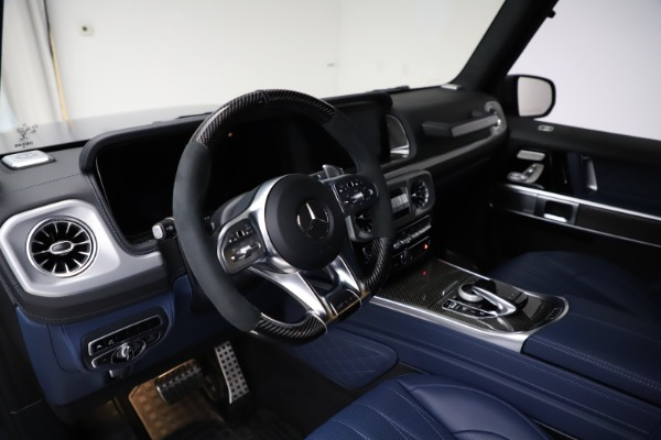 Used 2021 Mercedes-Benz G-Class AMG G 63 for sale $219,900 at Alfa Romeo of Greenwich in Greenwich CT 06830 13