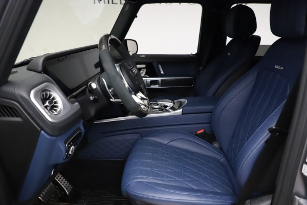 Used 2021 Mercedes-Benz G-Class AMG G 63 for sale $219,900 at Alfa Romeo of Greenwich in Greenwich CT 06830 14