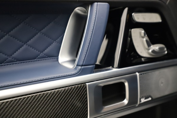Used 2021 Mercedes-Benz G-Class AMG G 63 for sale $219,900 at Alfa Romeo of Greenwich in Greenwich CT 06830 17