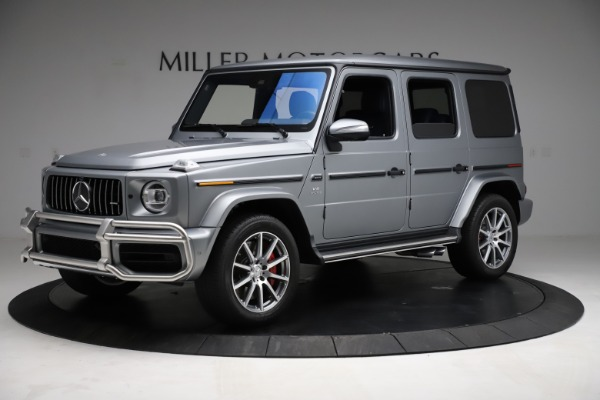 Used 2021 Mercedes-Benz G-Class AMG G 63 for sale $219,900 at Alfa Romeo of Greenwich in Greenwich CT 06830 2