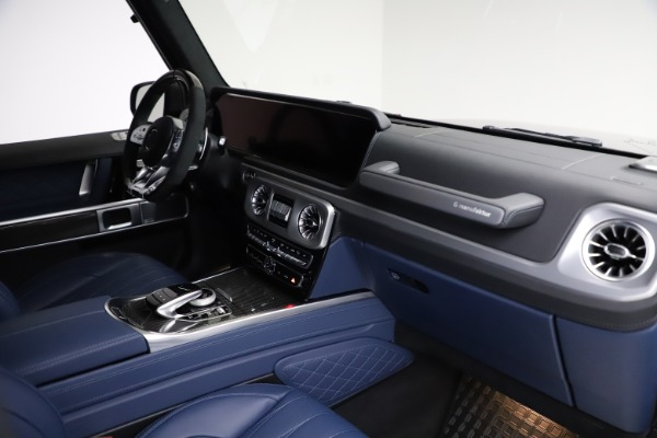 Used 2021 Mercedes-Benz G-Class AMG G 63 for sale $219,900 at Alfa Romeo of Greenwich in Greenwich CT 06830 21