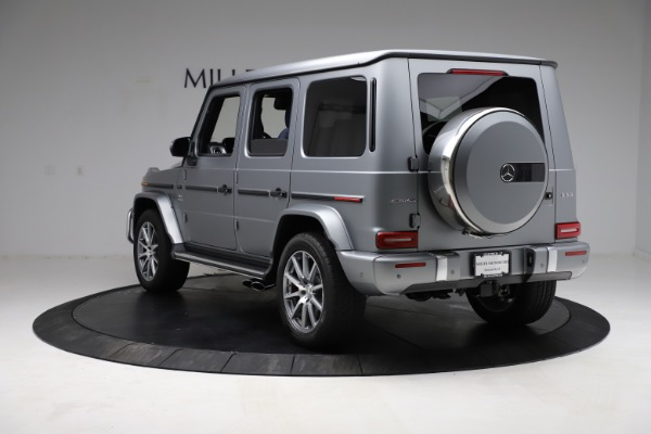 Used 2021 Mercedes-Benz G-Class AMG G 63 for sale $219,900 at Alfa Romeo of Greenwich in Greenwich CT 06830 5