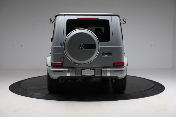 Used 2021 Mercedes-Benz G-Class AMG G 63 for sale $219,900 at Alfa Romeo of Greenwich in Greenwich CT 06830 6