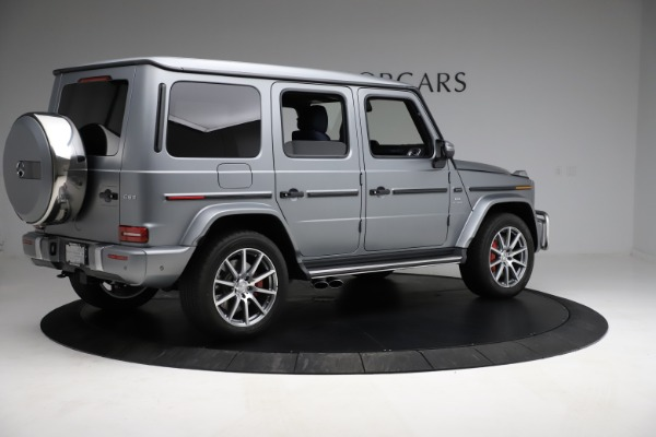 Used 2021 Mercedes-Benz G-Class AMG G 63 for sale $219,900 at Alfa Romeo of Greenwich in Greenwich CT 06830 8