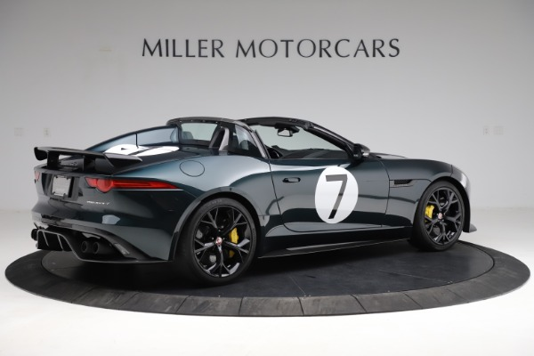 Used 2016 Jaguar F-TYPE Project 7 for sale $225,900 at Alfa Romeo of Greenwich in Greenwich CT 06830 10