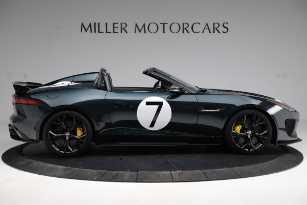 Used 2016 Jaguar F-TYPE Project 7 for sale $225,900 at Alfa Romeo of Greenwich in Greenwich CT 06830 11