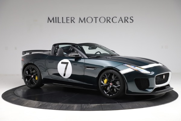 Used 2016 Jaguar F-TYPE Project 7 for sale $225,900 at Alfa Romeo of Greenwich in Greenwich CT 06830 12