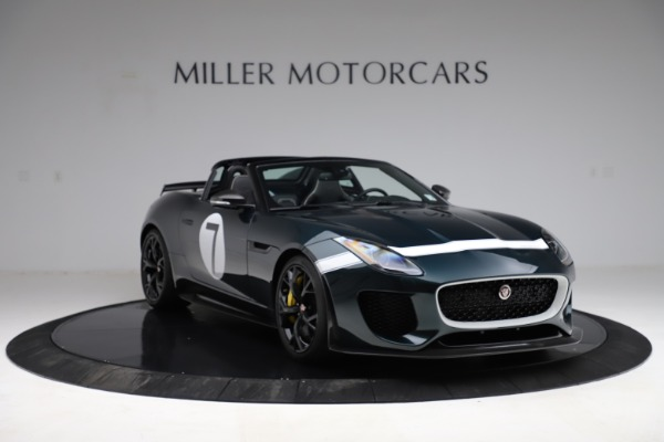 Used 2016 Jaguar F-TYPE Project 7 for sale $225,900 at Alfa Romeo of Greenwich in Greenwich CT 06830 13