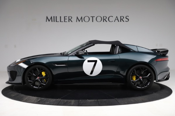 Used 2016 Jaguar F-TYPE Project 7 for sale $225,900 at Alfa Romeo of Greenwich in Greenwich CT 06830 15