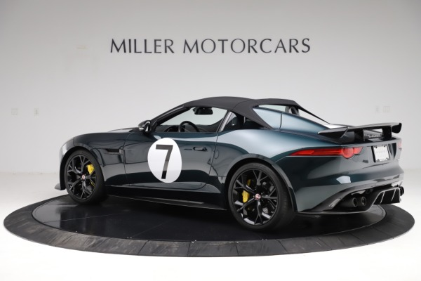 Used 2016 Jaguar F-TYPE Project 7 for sale $225,900 at Alfa Romeo of Greenwich in Greenwich CT 06830 16