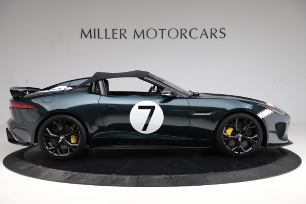 Used 2016 Jaguar F-TYPE Project 7 for sale $225,900 at Alfa Romeo of Greenwich in Greenwich CT 06830 19