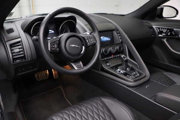 Used 2016 Jaguar F-TYPE Project 7 for sale $225,900 at Alfa Romeo of Greenwich in Greenwich CT 06830 23
