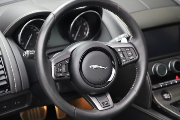 Used 2016 Jaguar F-TYPE Project 7 for sale $225,900 at Alfa Romeo of Greenwich in Greenwich CT 06830 27