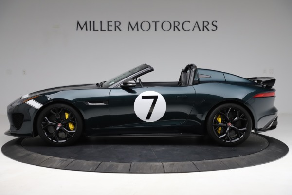 Used 2016 Jaguar F-TYPE Project 7 for sale $225,900 at Alfa Romeo of Greenwich in Greenwich CT 06830 3