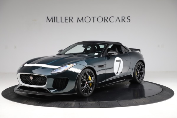 Used 2016 Jaguar F-TYPE Project 7 for sale $225,900 at Alfa Romeo of Greenwich in Greenwich CT 06830 4