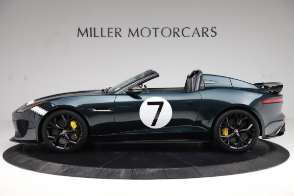 Used 2016 Jaguar F-TYPE Project 7 for sale $225,900 at Alfa Romeo of Greenwich in Greenwich CT 06830 5