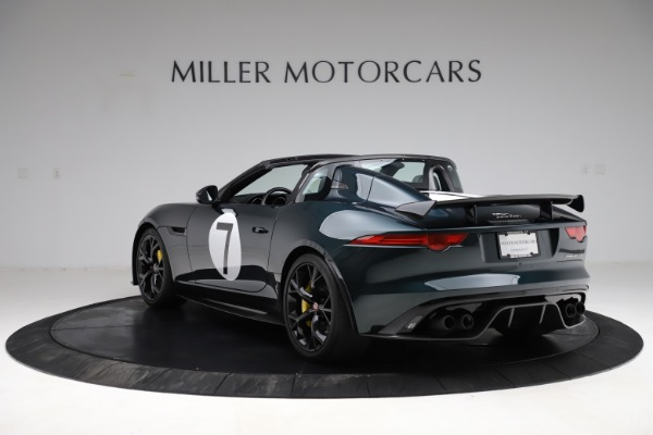 Used 2016 Jaguar F-TYPE Project 7 for sale $225,900 at Alfa Romeo of Greenwich in Greenwich CT 06830 7