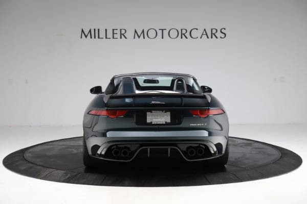 Used 2016 Jaguar F-TYPE Project 7 for sale $225,900 at Alfa Romeo of Greenwich in Greenwich CT 06830 8