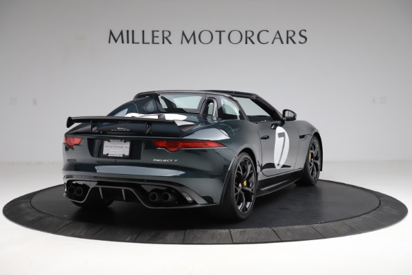Used 2016 Jaguar F-TYPE Project 7 for sale $225,900 at Alfa Romeo of Greenwich in Greenwich CT 06830 9