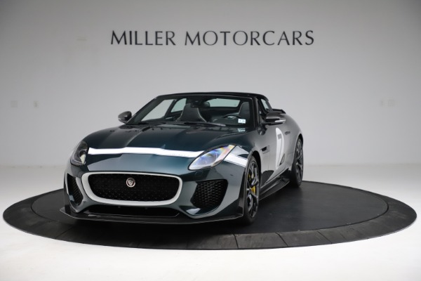 Used 2016 Jaguar F-TYPE Project 7 for sale $225,900 at Alfa Romeo of Greenwich in Greenwich CT 06830 1