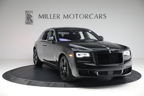 Used 2018 Rolls-Royce Ghost for sale $249,900 at Alfa Romeo of Greenwich in Greenwich CT 06830 10