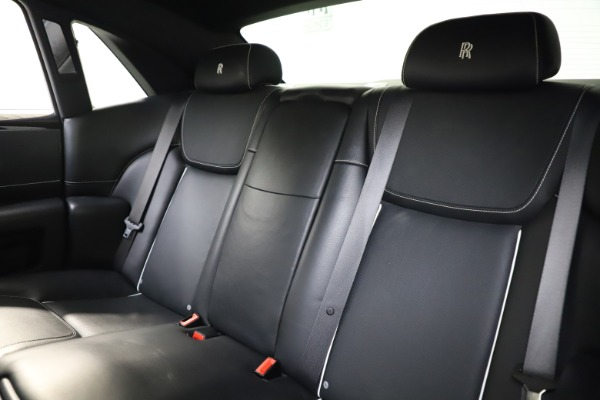 Used 2018 Rolls-Royce Ghost for sale $249,900 at Alfa Romeo of Greenwich in Greenwich CT 06830 16
