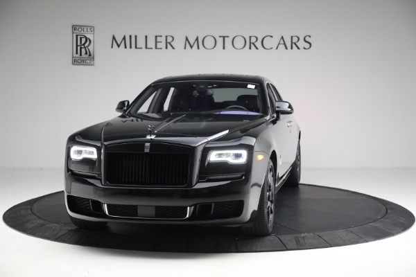 Used 2018 Rolls-Royce Ghost for sale $249,900 at Alfa Romeo of Greenwich in Greenwich CT 06830 2
