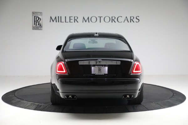 Used 2018 Rolls-Royce Ghost for sale $249,900 at Alfa Romeo of Greenwich in Greenwich CT 06830 5