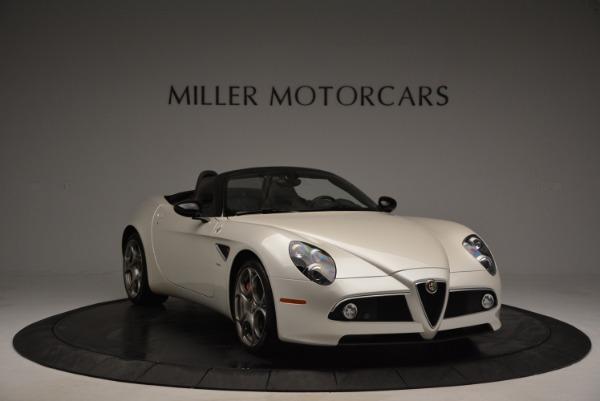 Used 2009 Alfa Romeo 8C Competizione Spider for sale $345,900 at Alfa Romeo of Greenwich in Greenwich CT 06830 11