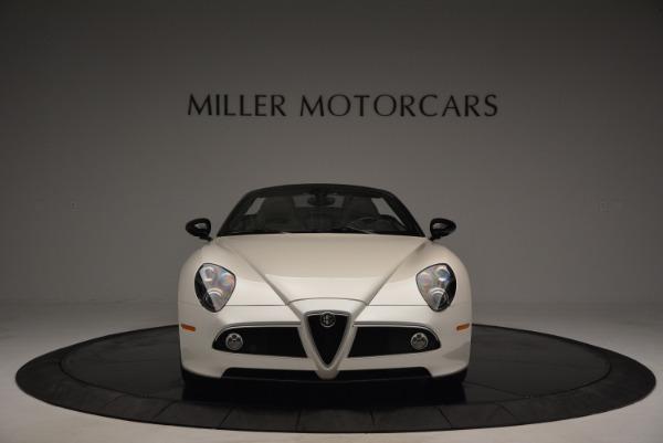 Used 2009 Alfa Romeo 8C Competizione Spider for sale $345,900 at Alfa Romeo of Greenwich in Greenwich CT 06830 12