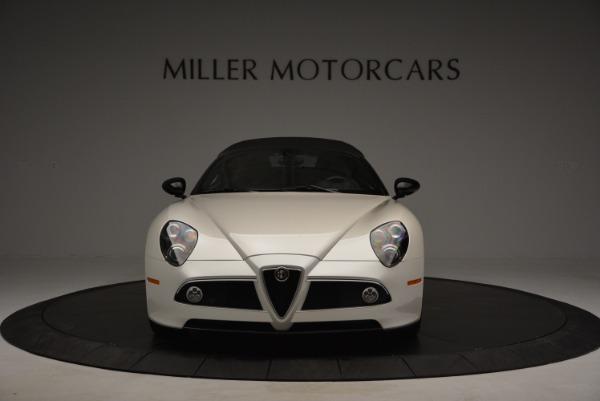 Used 2009 Alfa Romeo 8C Competizione Spider for sale $345,900 at Alfa Romeo of Greenwich in Greenwich CT 06830 18