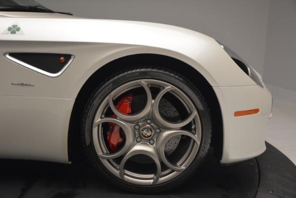 Used 2009 Alfa Romeo 8C Competizione Spider for sale $345,900 at Alfa Romeo of Greenwich in Greenwich CT 06830 19