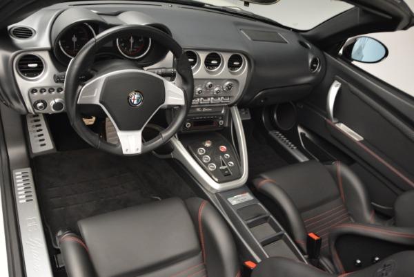 Used 2009 Alfa Romeo 8C Competizione Spider for sale $345,900 at Alfa Romeo of Greenwich in Greenwich CT 06830 20