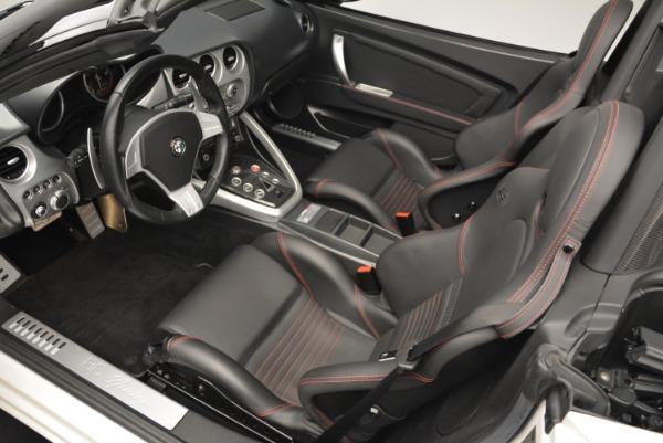 Used 2009 Alfa Romeo 8C Competizione Spider for sale $345,900 at Alfa Romeo of Greenwich in Greenwich CT 06830 21