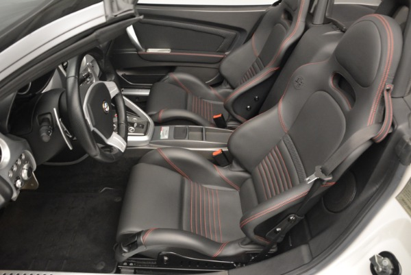 Used 2009 Alfa Romeo 8C Competizione Spider for sale $345,900 at Alfa Romeo of Greenwich in Greenwich CT 06830 22