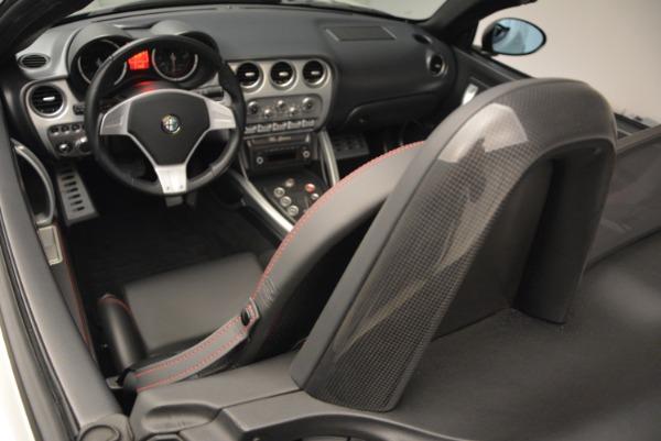 Used 2009 Alfa Romeo 8C Competizione Spider for sale $345,900 at Alfa Romeo of Greenwich in Greenwich CT 06830 26
