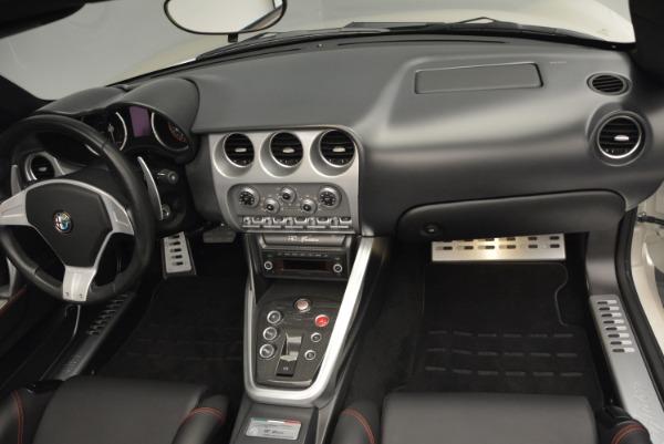 Used 2009 Alfa Romeo 8C Competizione Spider for sale $345,900 at Alfa Romeo of Greenwich in Greenwich CT 06830 27