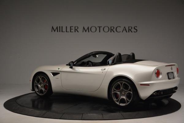 Used 2009 Alfa Romeo 8C Competizione Spider for sale $345,900 at Alfa Romeo of Greenwich in Greenwich CT 06830 4