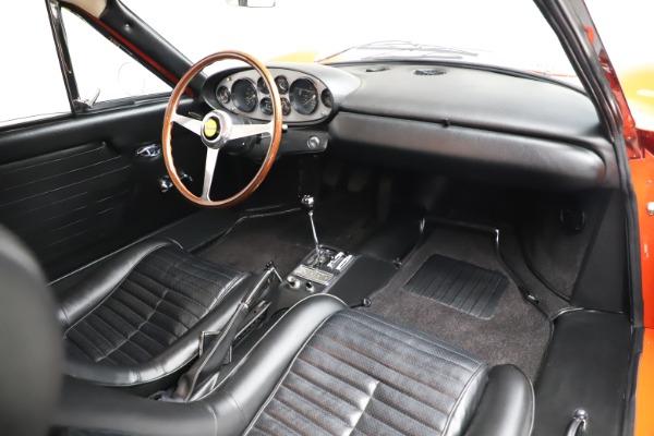Used 1968 Ferrari 206 for sale $635,000 at Alfa Romeo of Greenwich in Greenwich CT 06830 17