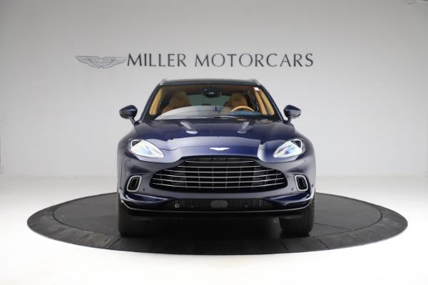 New 2021 Aston Martin DBX for sale $205,386 at Alfa Romeo of Greenwich in Greenwich CT 06830 11
