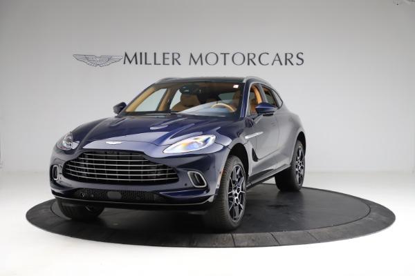 New 2021 Aston Martin DBX for sale $205,386 at Alfa Romeo of Greenwich in Greenwich CT 06830 12