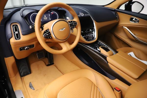 New 2021 Aston Martin DBX for sale $205,386 at Alfa Romeo of Greenwich in Greenwich CT 06830 13