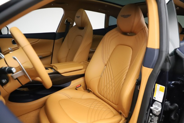 New 2021 Aston Martin DBX for sale $205,386 at Alfa Romeo of Greenwich in Greenwich CT 06830 15