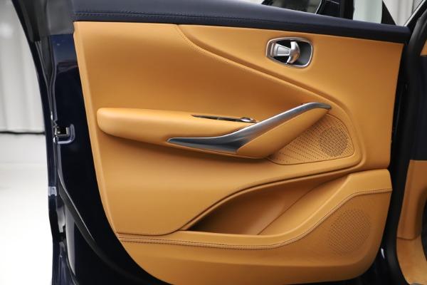 New 2021 Aston Martin DBX for sale $205,386 at Alfa Romeo of Greenwich in Greenwich CT 06830 16